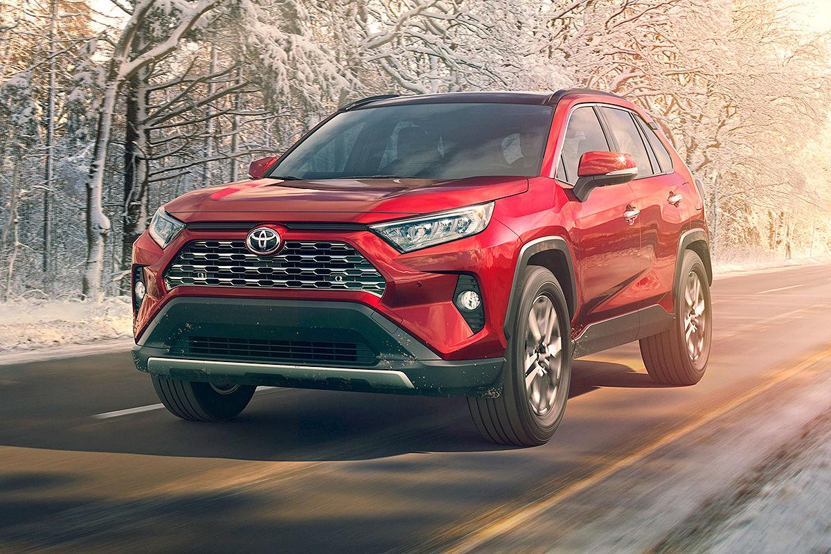 Toyota RAV4 (2018): Hybrid, Motor, Infos