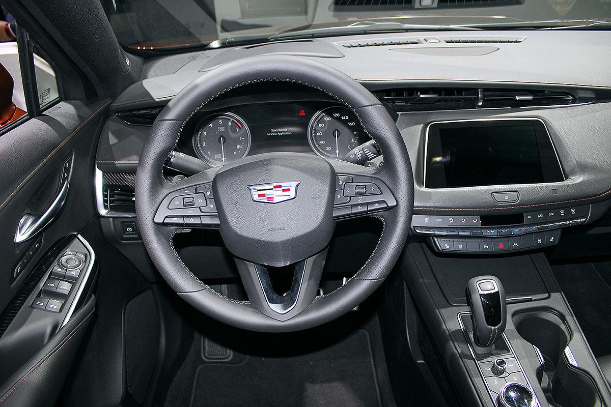 Cadillac XT4 (2018): Alle Infos, Motor, Marktstart, Preis
