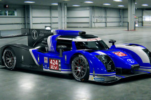 Mit E-Motoren nach Le Mans