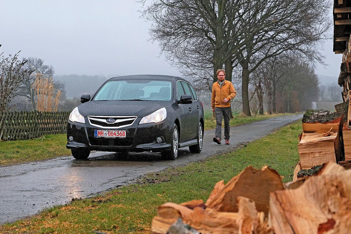 Gebrauchtwagen-Test Subaru Legacy