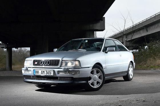 Audi Coupé Quattro S2