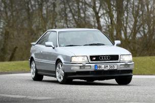 So spektakul�r f�hrt der Audi S2