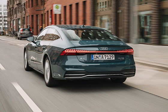 Audis große Gelassenheit