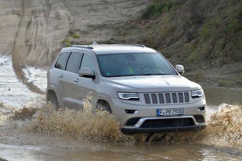 Jeep Grand Cherokee Iv Gebrauchtwagen Test Autobildde