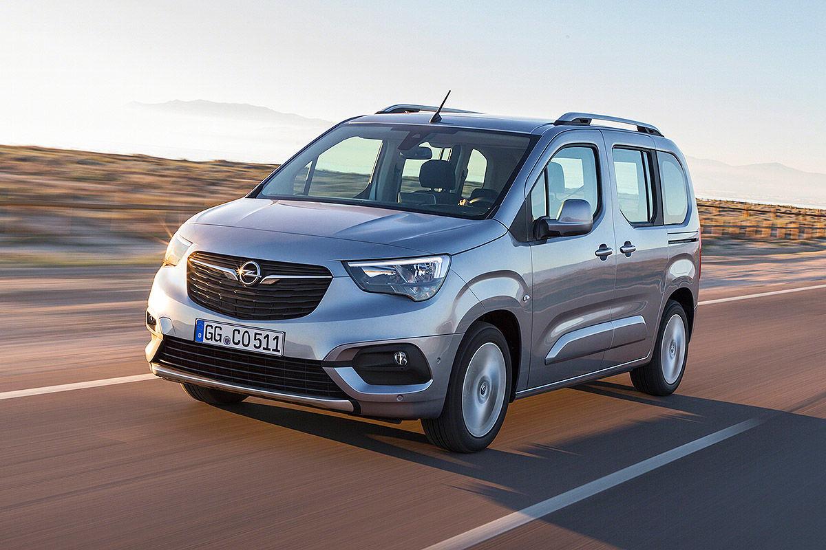 Opel Combo Life (2018): Preis, Bilder, Innen, Maße, Test
