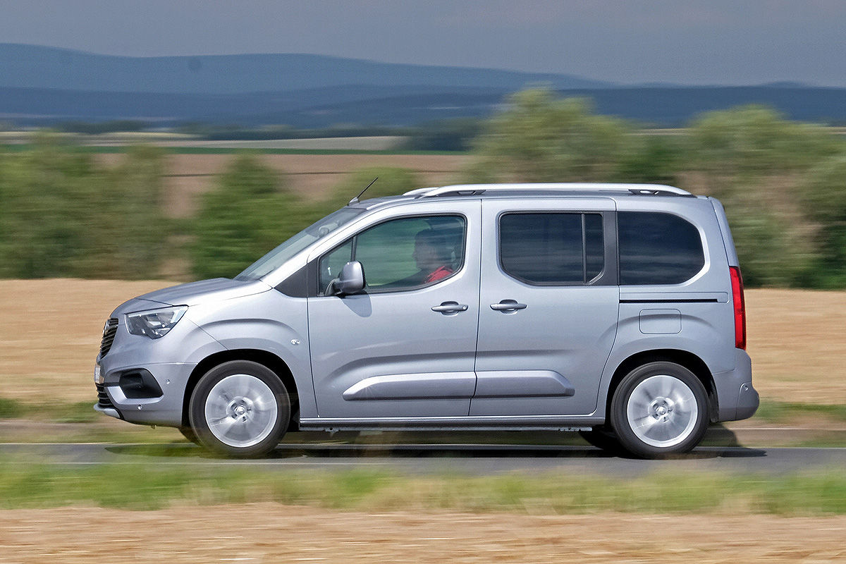 Opel Combo Life (2018): Test und alle Infos