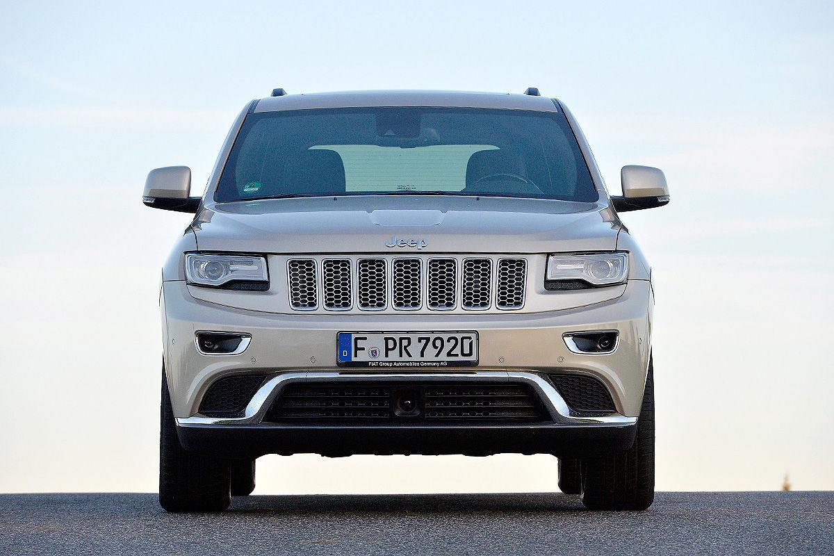 Gebrauchtwagen-Test Jeep Grand Cherokee IV