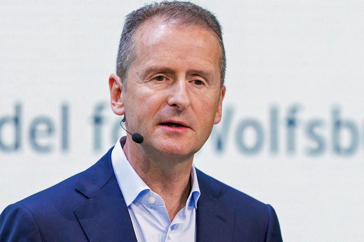 Alle VW-Chefs bis 2018