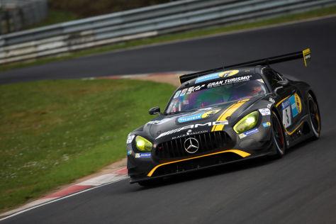 Mercedes gewinnt 24h Qualirennen