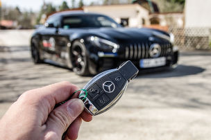 AMG GT R Edo Competition (2018): Test