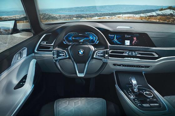 Neues Infotainment bei BMW