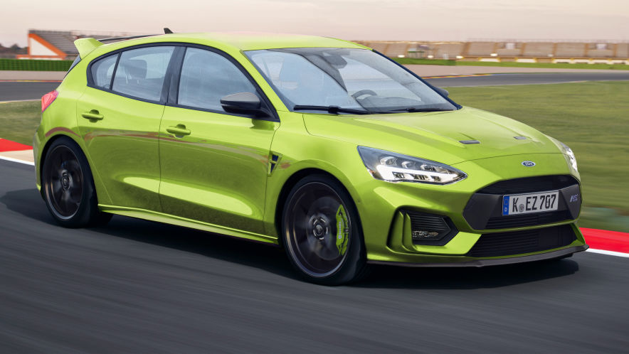 Video: Ford Focus RS (2020) - AUTO BILD