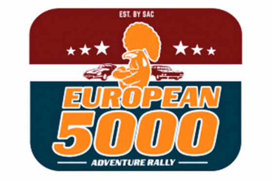 Logo European 5000 Rallye