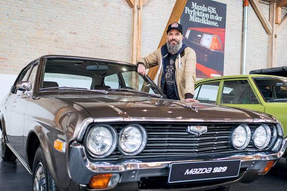 Team Bernd: Die Rallye deines Lebens im Mazda 929