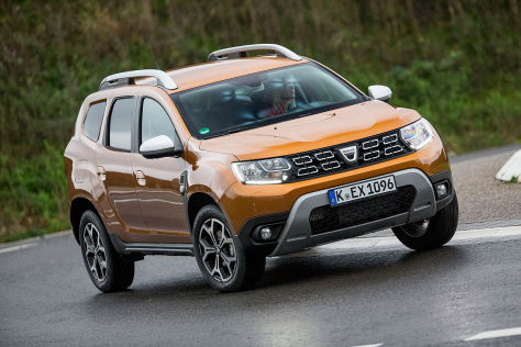 4x4 suv dacia duster 110 dci 4wd im test. Black Bedroom Furniture Sets. Home Design Ideas