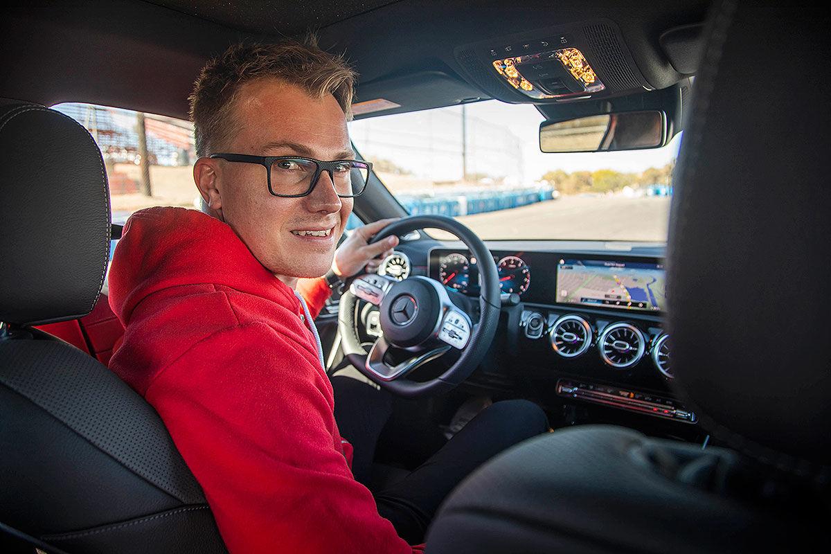 Mercedes-Benz A-Klasse Limousine (2018)