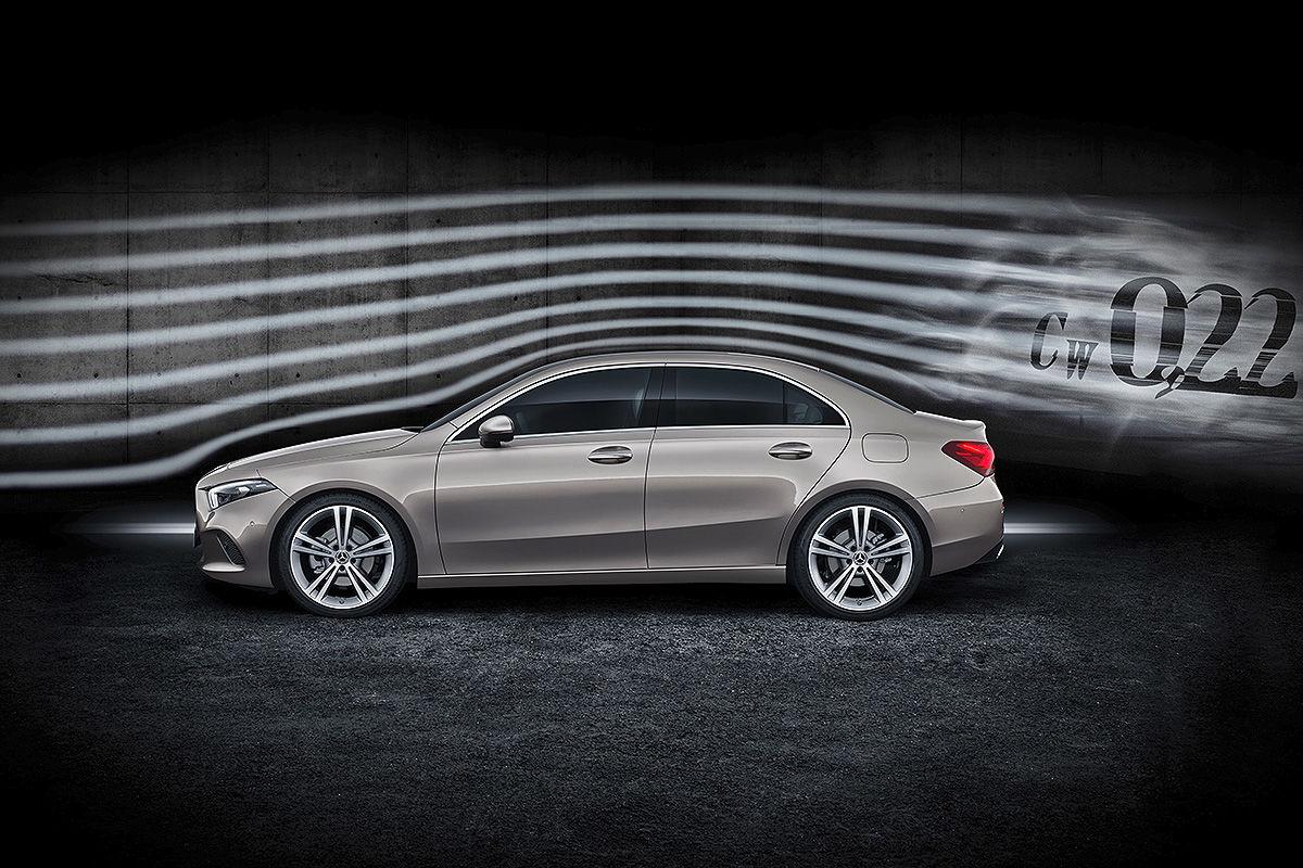 Mercedes-Benz A-Klasse Limousine (2018): Vorstellung