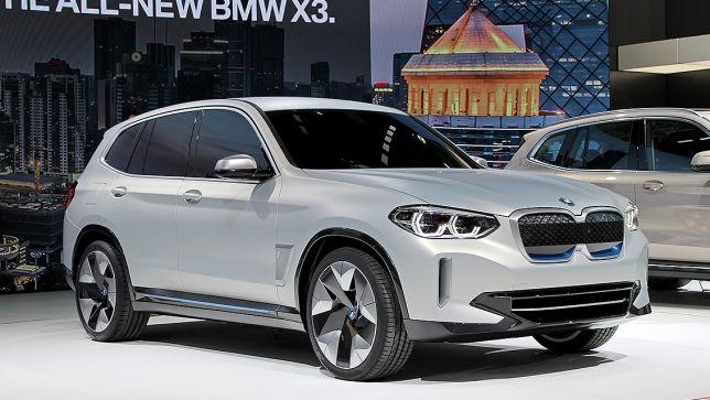 Elektro-SUV von BMW