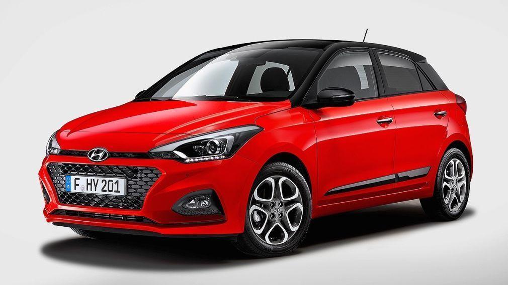 Hyundai i20 Facelift (2018): Alle Infos