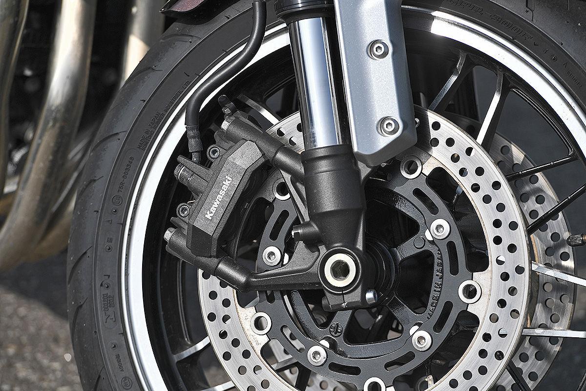 Fahrbericht Kawasaki Z900 RS