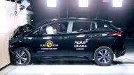 Nissan Leaf: Euro NCAP Crashtest 2018