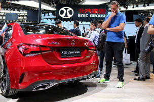 Auto China Peking (2018): Tops und Flops