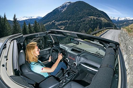 Aktion: Jeep Adventure Days