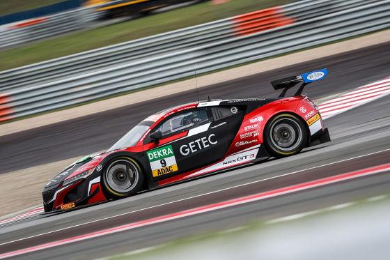 Der japanische GT3-Neuling