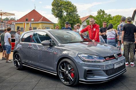 2018 Golf Gti >> VW Golf 7 GTI TCR Concept (2018): Marktstart, Motor, Test - autobild.de
