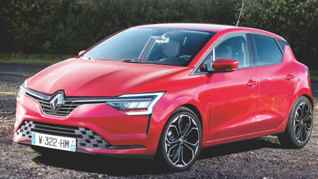 Video Renault Clio 2019 Autobild De