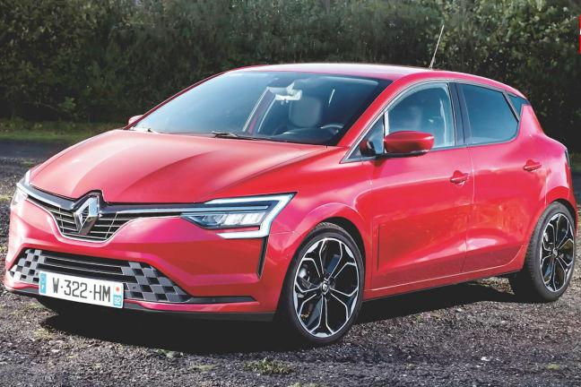 Video: Renault Clio (2019) - autobild.de