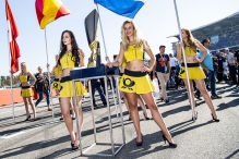 DTM: Grid Girls 2018