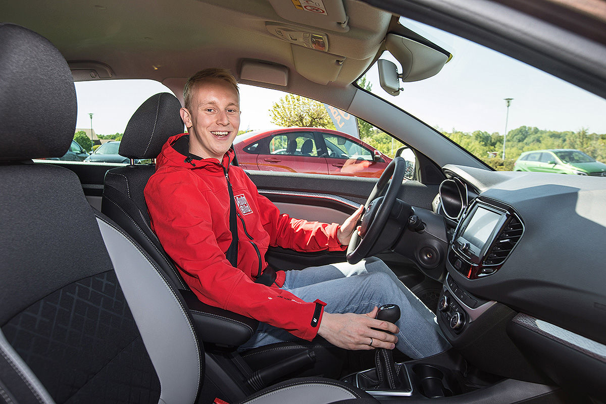 Lada Vesta SV Cross: Test, Preise, Motor, Ausstattung