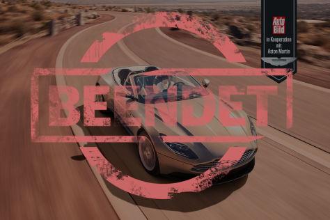 Aston Martin Leseraktion