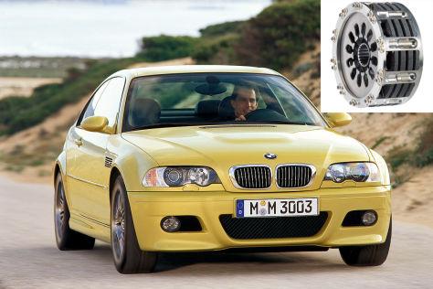 BMW M3 E46: Kupplungsfail