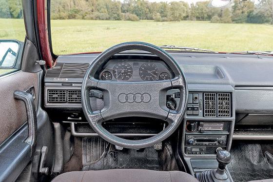 Ein Audi fürs Leben
