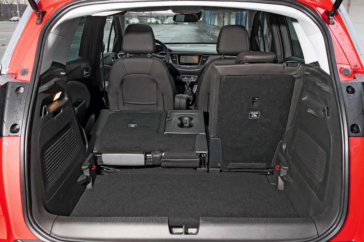 Kaufberatung Opel Crossland X