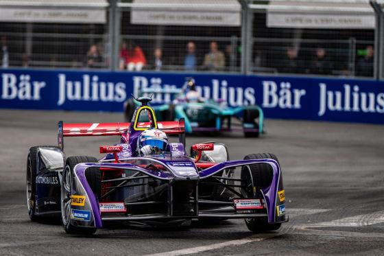 Team DS Formel E