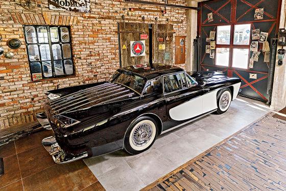 Das Supercar der Fünfziger