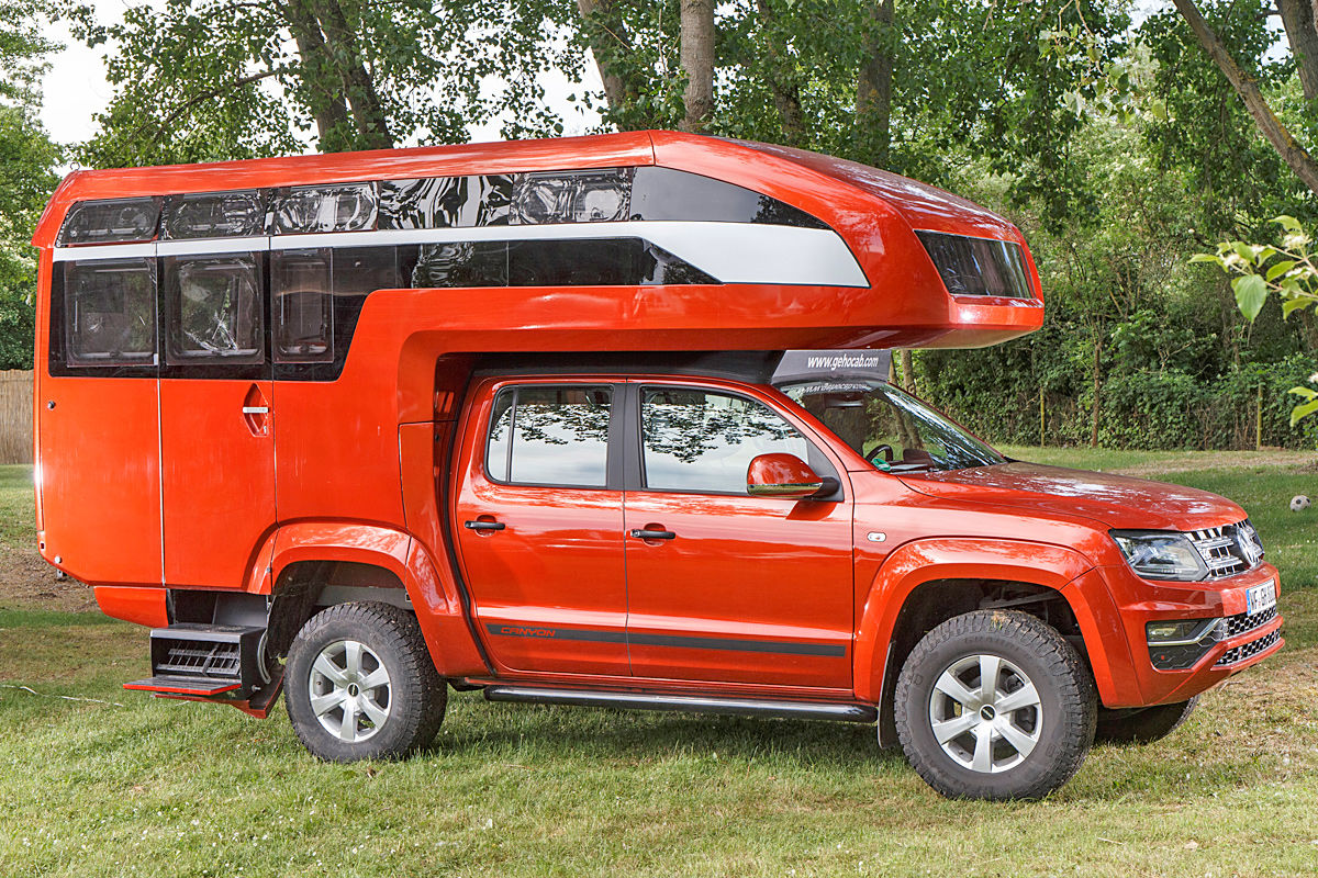 Gehocab Kora (VW Amarok)