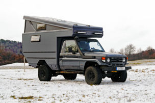 Die coolsten Pick-up-Camper