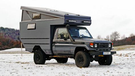 Pick-ups mit Wohnkabine