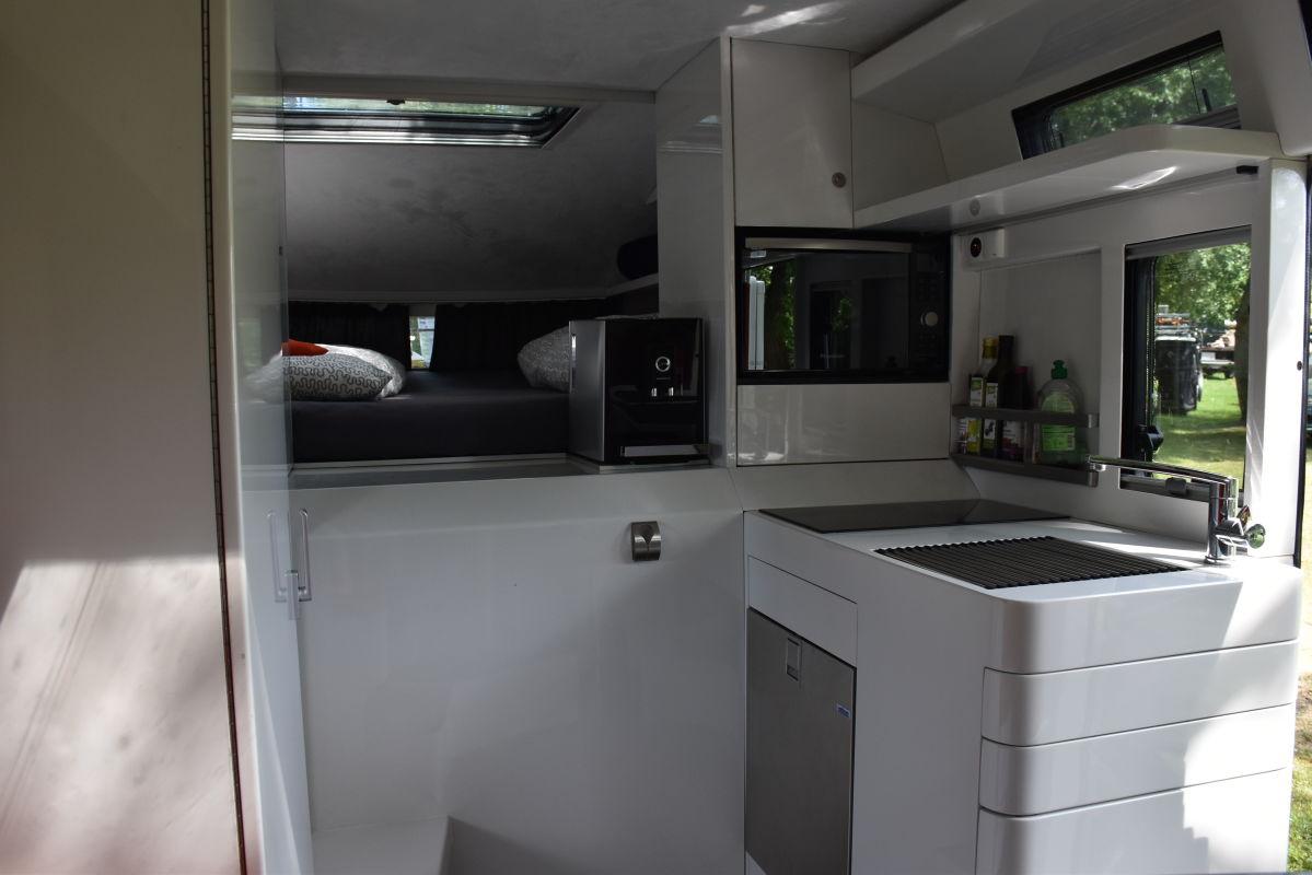 Wohnmobil Kora von Gehocab auf VW-Amarok-Basis
