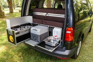 Minicamper für 2300 Euro
