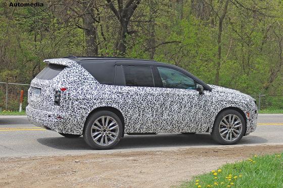 Neues Full Size-SUV von Cadillac!