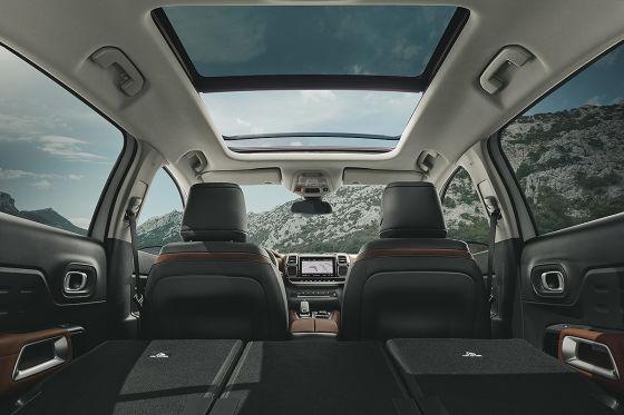 Citroën-SUV mit Komfortfederung