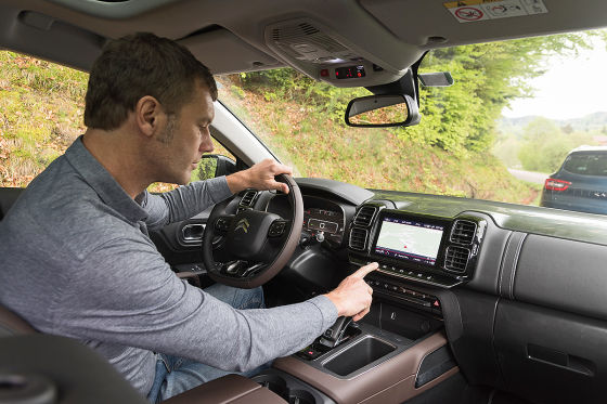 Neues Citroën-SUV verwöhnt mit Komfortfederung