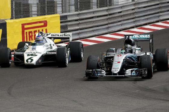 Williams & Mercedes