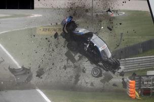 Die schwersten DTM-Unfälle
