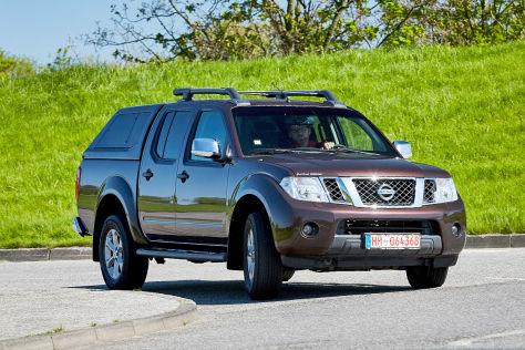 nissan navara d40: gebrauchtwagen-test - autobild.de